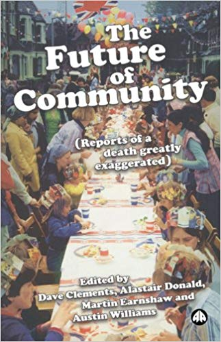 Co-author The Future of Community: Reports of a Death Greatly Exaggerated
