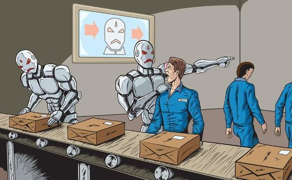Smart Dinner: Artificial Intelligence. When will the robots take over?