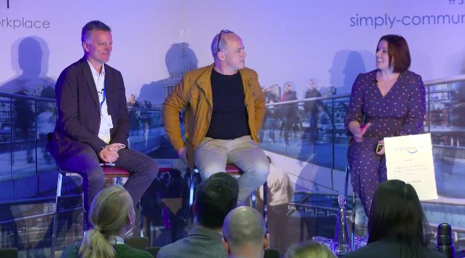 Panel debate: Will AI take your job?
